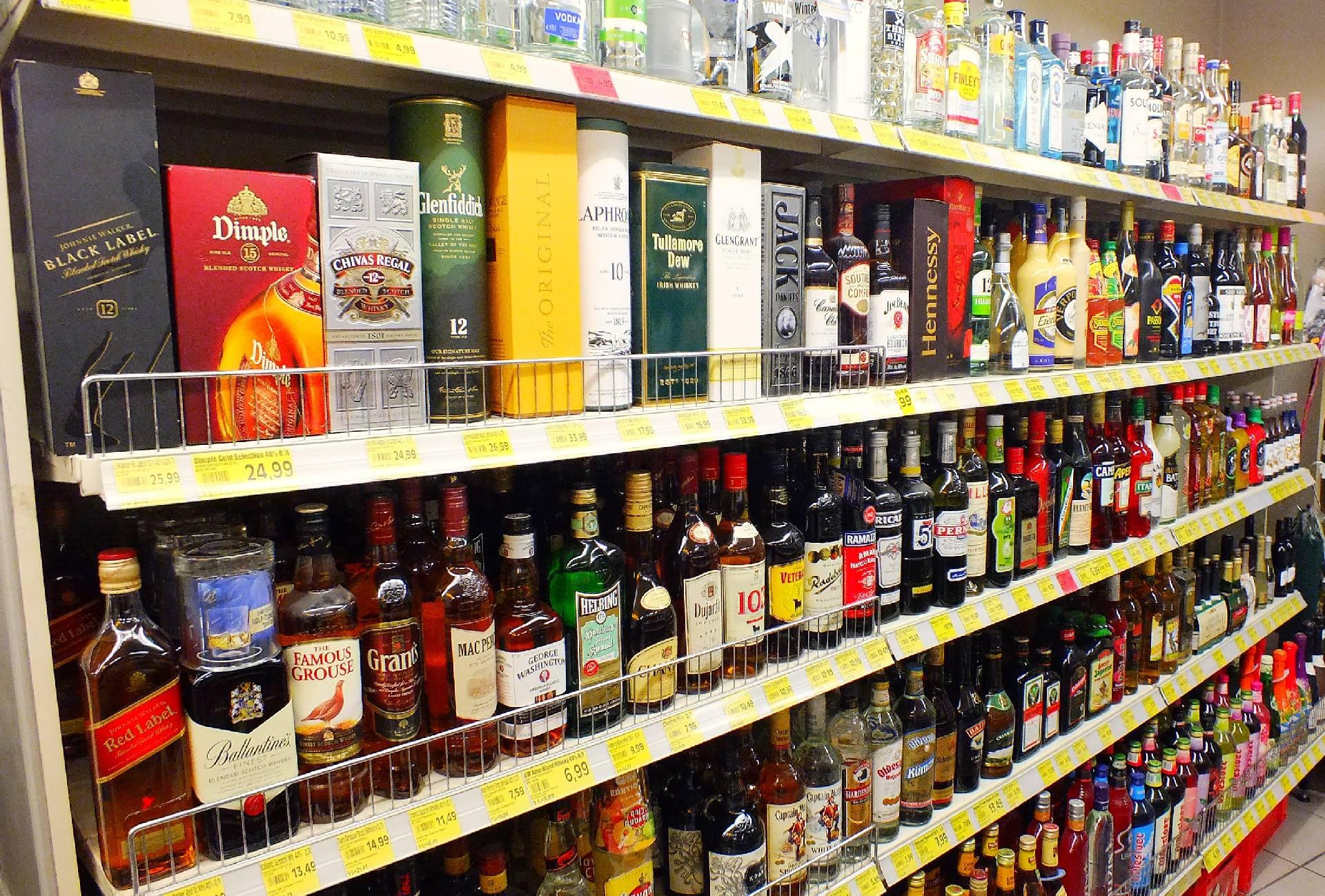 Alkohol Rewe